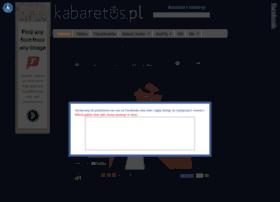 kabaretos.pl