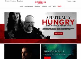 kabbalah.com