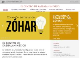 kabbalahcentre.com.mx