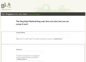 kaberk.blog.com