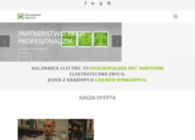 kaczmarekelectric.pl