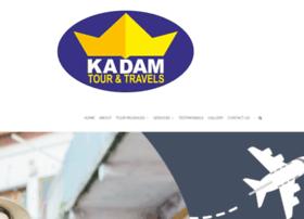 kadamtravels.com