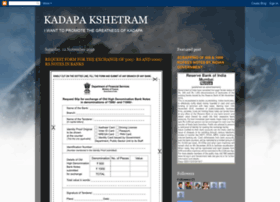 kadapakshetradarshini.blogspot.in