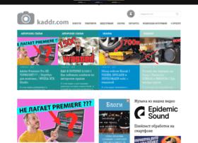 kaddr.com