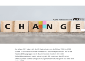 kaderschulen.ch