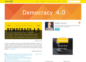 kadersevinc.blogactiv.eu