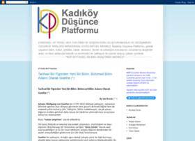 kadikoydusunceplatformu.blogspot.com