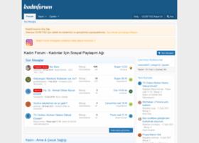 kadinforum.com
