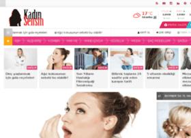 kadinsensin.com