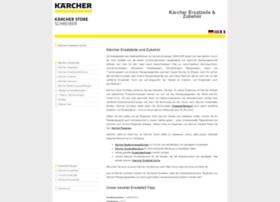 kaercher-ersatzteile-schreiber.de