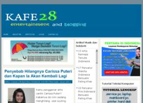 kafe28.blogspot.com