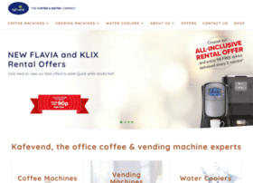 kafevendingmachines.co.uk