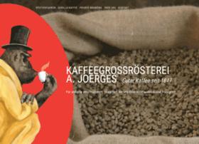 kaffee-joerges.de
