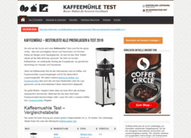kaffeemuehle-test.de