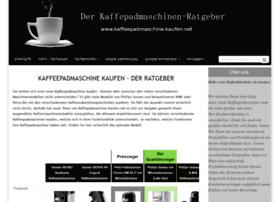 kaffeepadmaschine-test.org