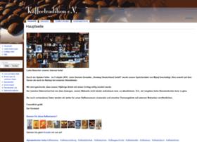 kaffeetraditionsverein.de