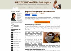 kaffeevollautomat-test.de