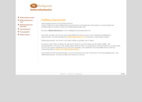 kaffeevollautomat-wohlgenuss.de