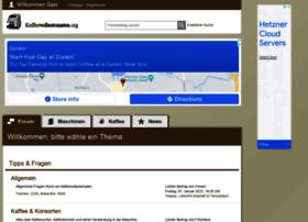 kaffeevollautomaten.org