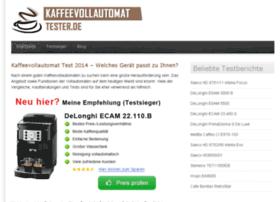 kaffeevollautomattester.de