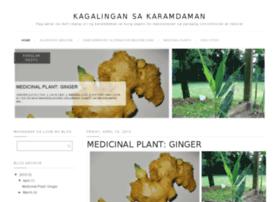 kagalingansakaramdaman.blogspot.com