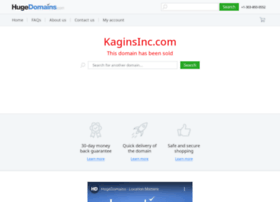 kaginsinc.com