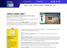 kahlaus-laiturit.fi