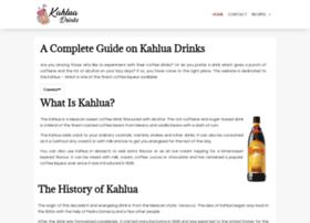 kahluadrinks.com