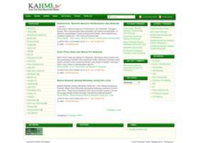 kahmiuin.blogspot.com