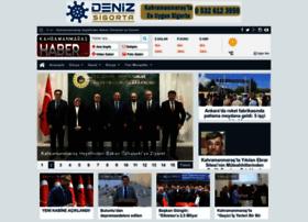kahramanmarashaber.com