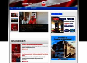 kahramanmarasspor.org