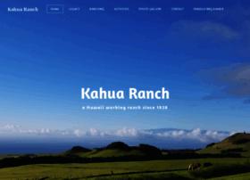 kahua-ranch.com