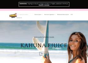 kahunaejuice.com
