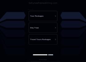 kahunawhalewatching.com