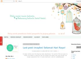 kahwinbetulbetul.blogspot.com