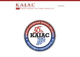 kaiac.org