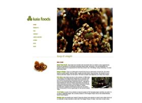 kaiafoods.com