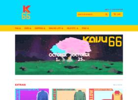 kaijusixtysix.com