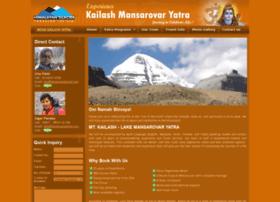kailash.himalayanglacier.com