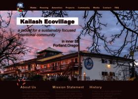 kailashecovillage.org