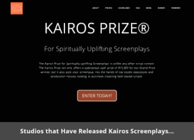 kairosprize.com