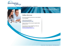 kaiser.harringtonhealth.com
