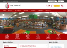 kaiser.schoolloop.com