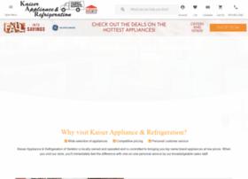 kaiserappliance.com