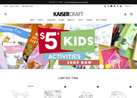 kaisercraft.net