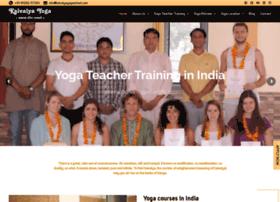 kaivalyayogaschool.com