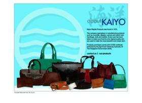 kaiyo.com.sg
