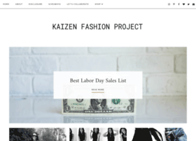kaizenfashionproject.blogspot.com
