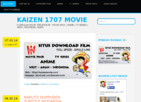 kaizenmovie1707.wordpress.com