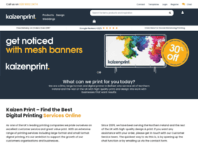 kaizenprint.co.uk